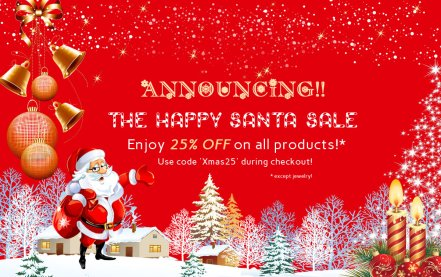 Christmas Shopping Offer