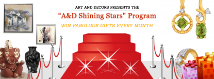 Art and Decors Shining Starts Program